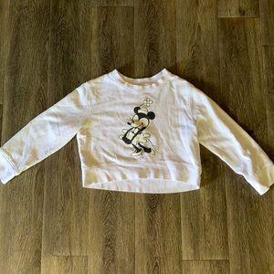 Talula Minnie Mouse Crop Top